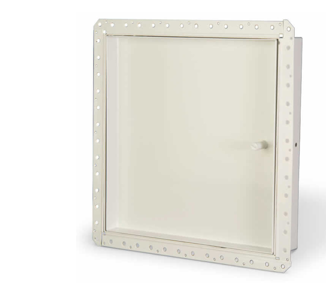 Recessed Access Door for Drywall Surfaces